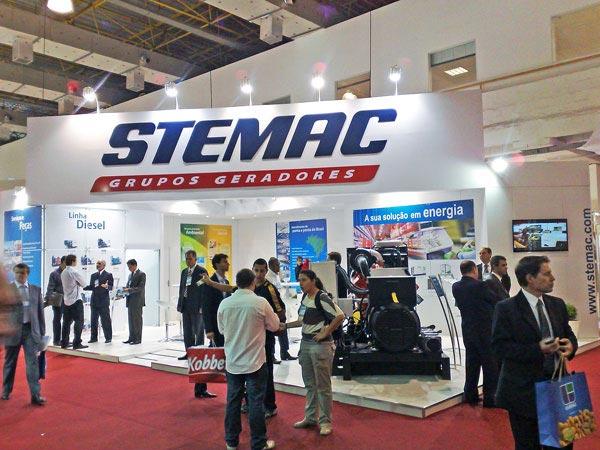 estande STEMAC na APAS 2011