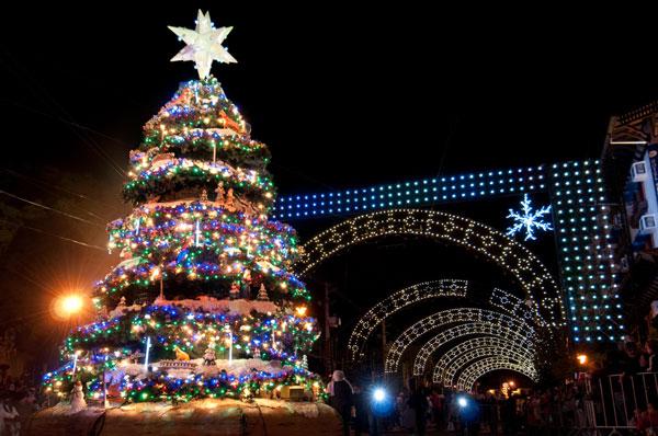 Natal Luz desfile