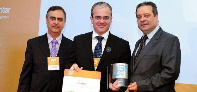 STEMAC - Campeãs Inovação 2012