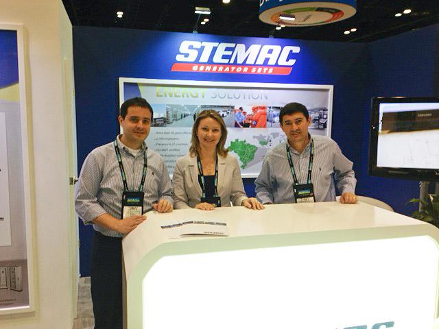 STEMAC Power Gen 2013