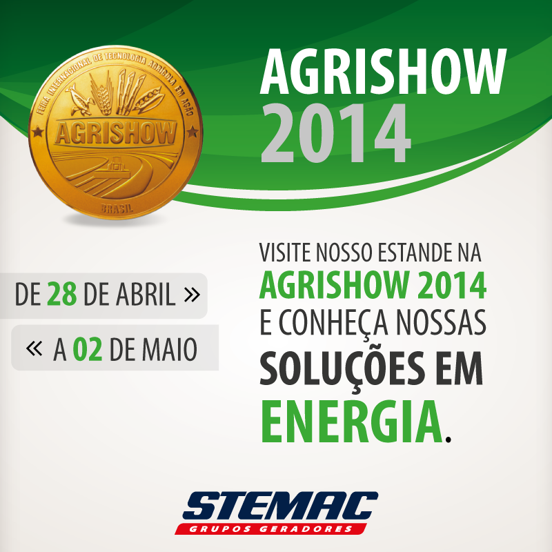 STEMAC-Agrishow-2014