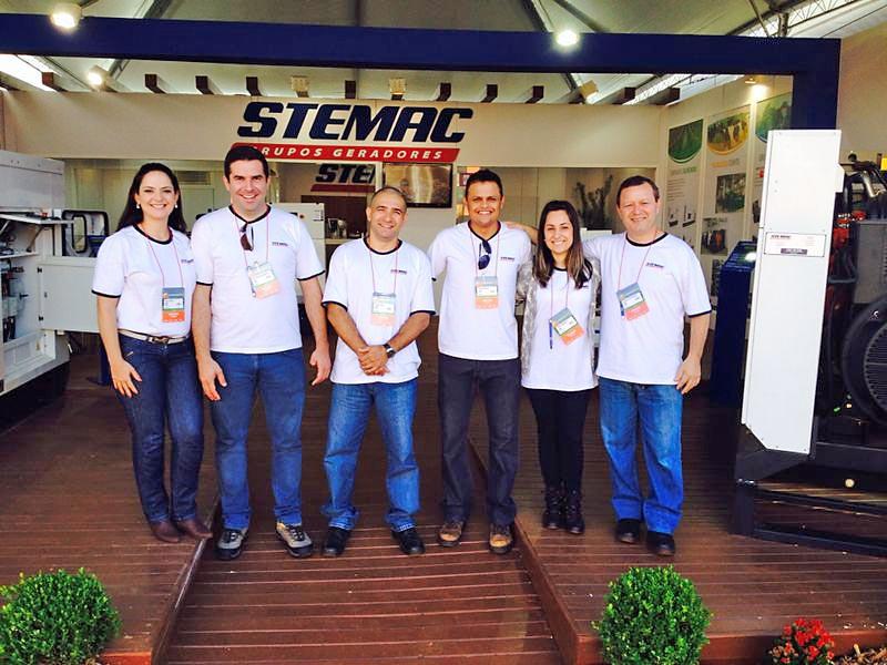 Agrishow-2014-STEMAC-equipe