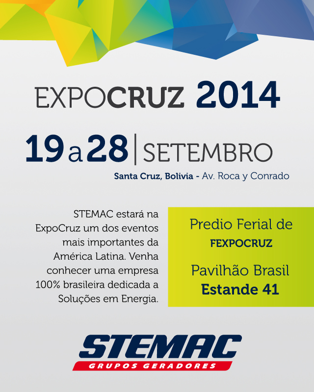 STEMAC Convite ExpoCruz 2014
